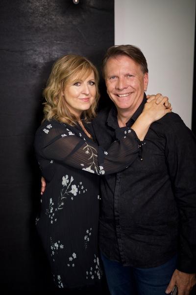 Darlene Zschech and her husband