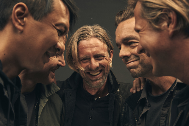 Switchfoot pr image for Native Tongue release