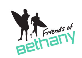 Friends of Bethany Hamilton logo