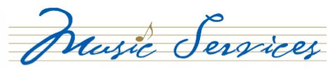 Music Services logo