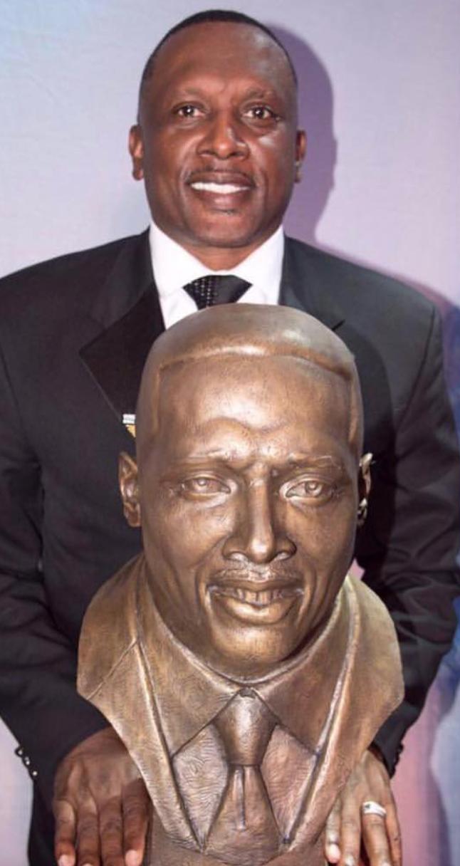 Hall of Fame Tim Brown