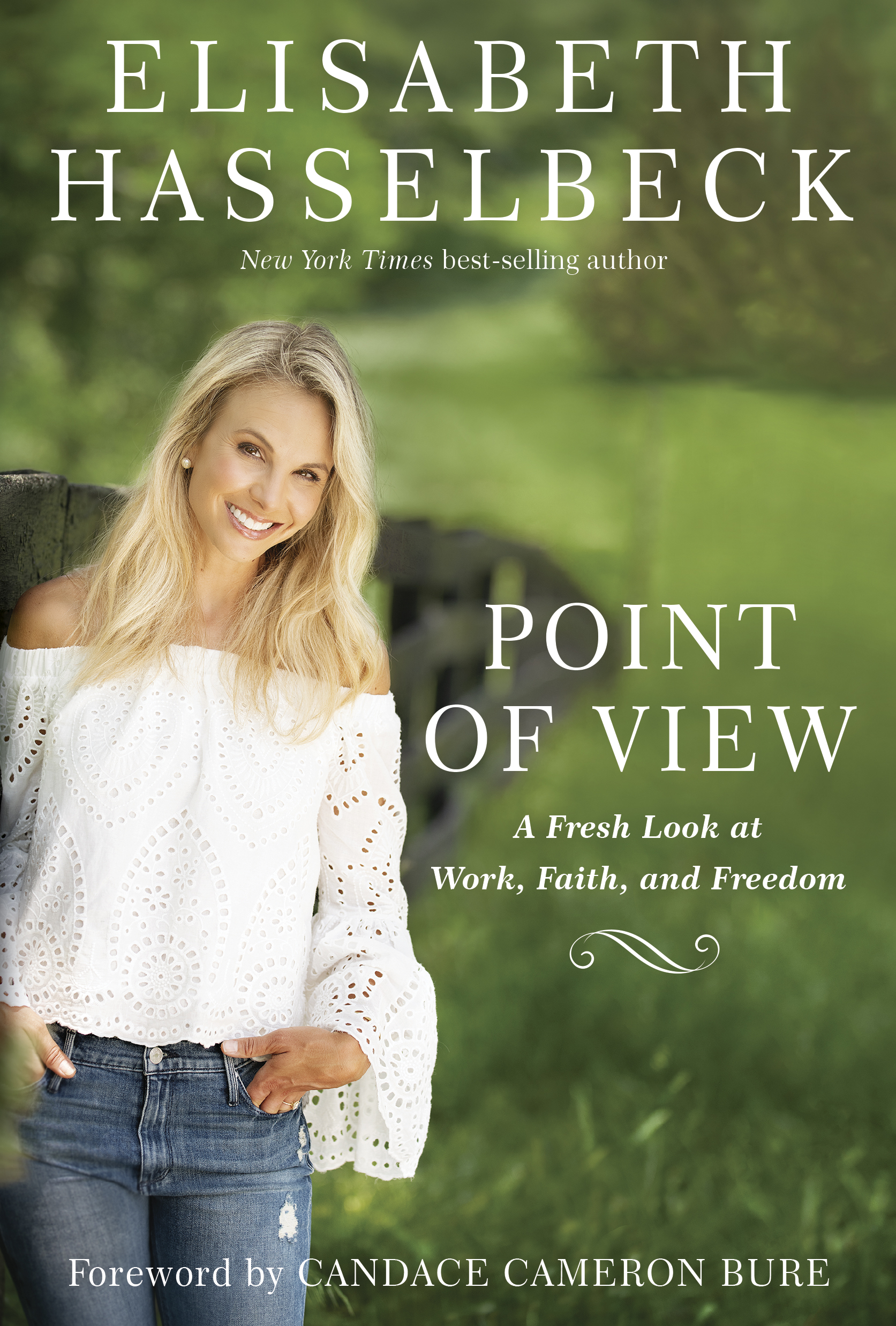 Elisabeth Hasselbeck book, Point of View