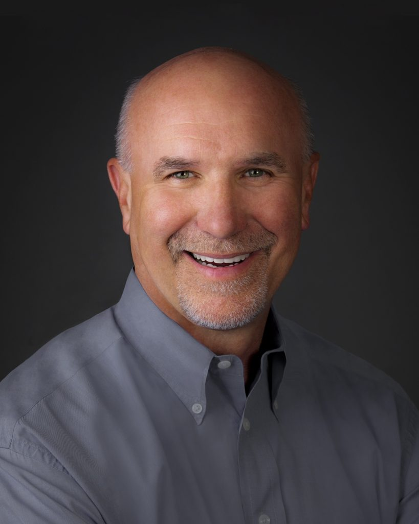 Jim Burns as featured on the Jesus Calling podcast #139
