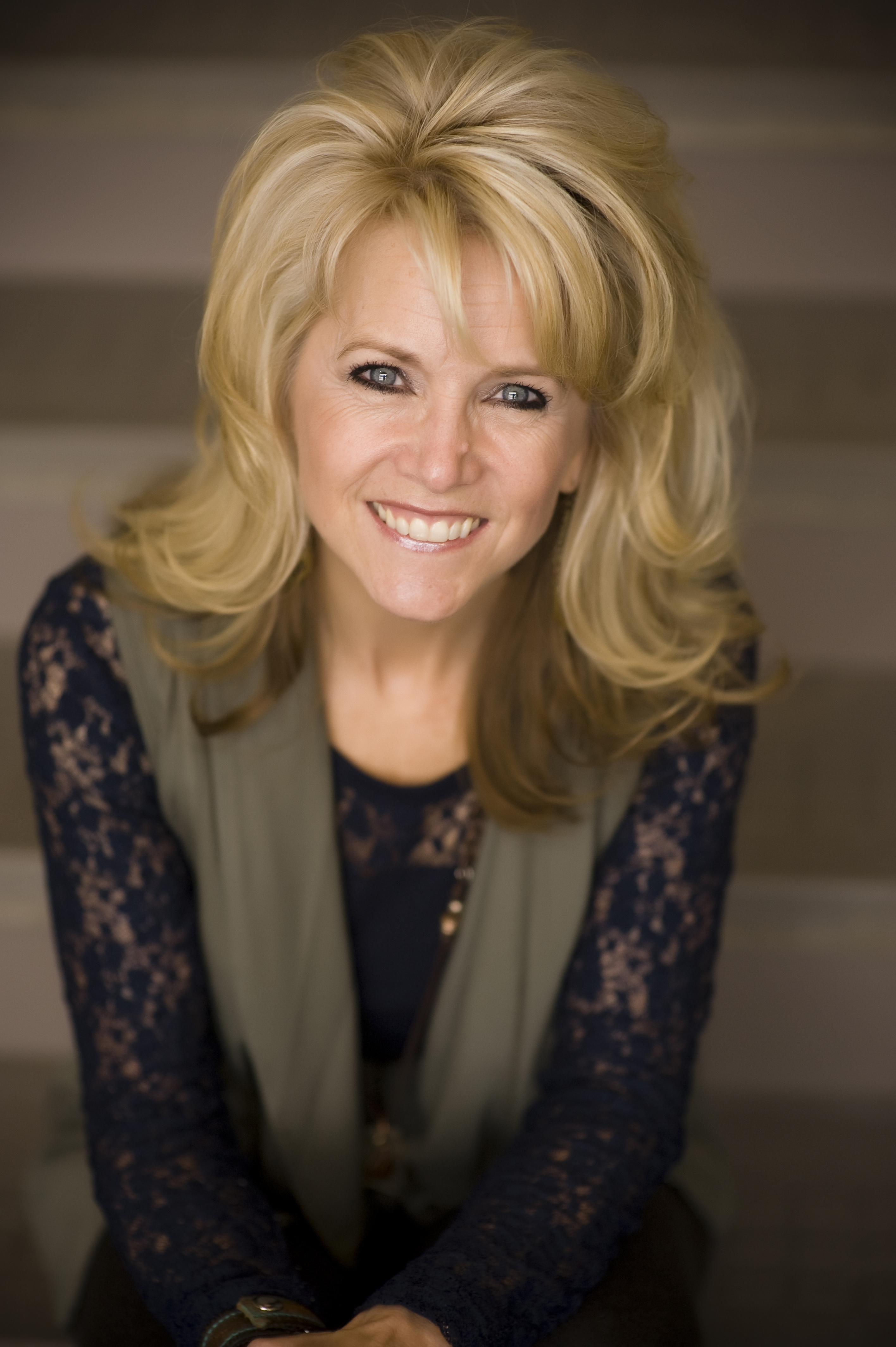 Susie Larson as featured on Jesus Calling podcast