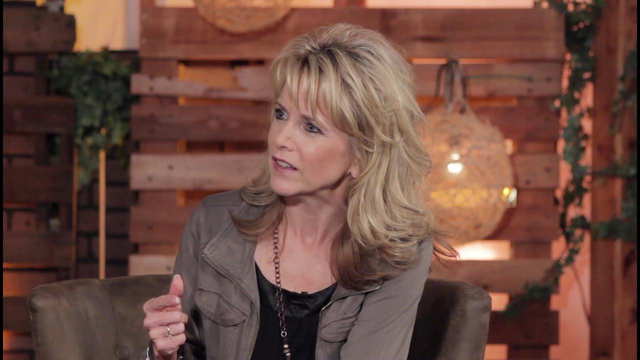 Susie Larson speaking on Life Today TV