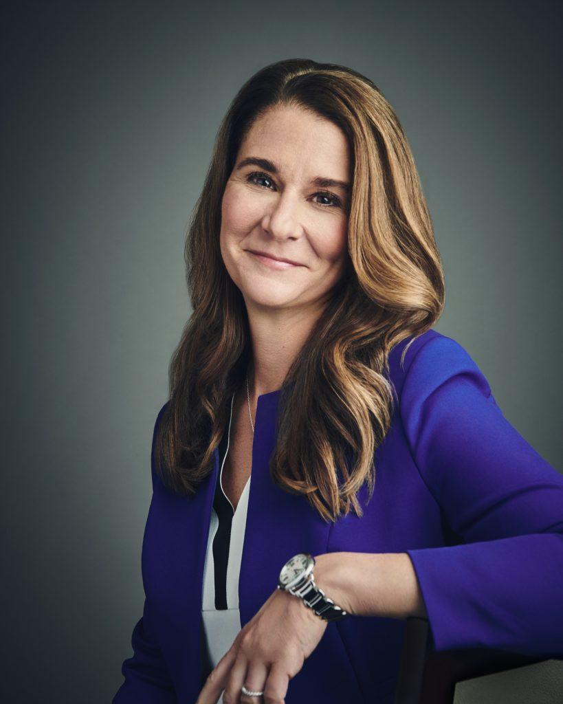 Melinda Gates headshot image