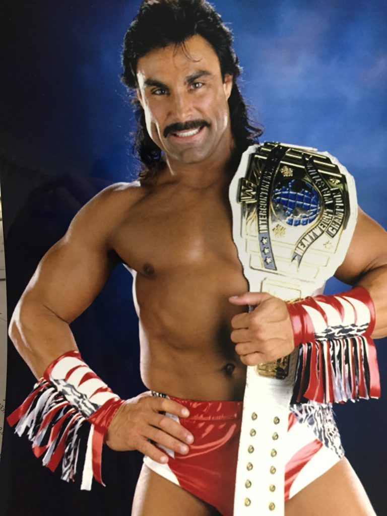 WWE Marc Mero wrestler