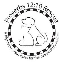 Proverbs 12:10 Animal Rescue