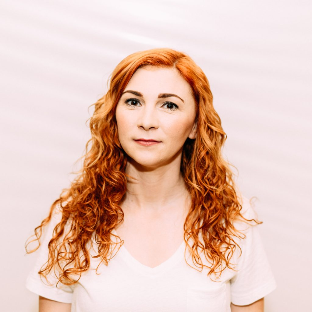 Jesus Culture's Kim Walker-Smith as featured on the Jesus Calling podcast