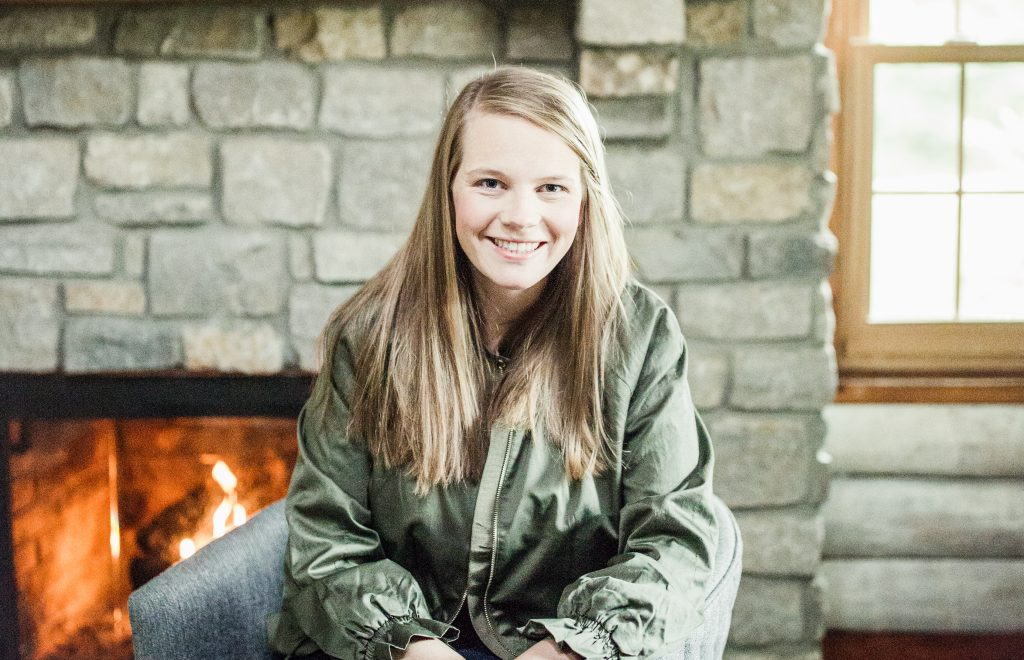 Emily Chapman Richards, featured on the Jesus Calling podcast, explains how the Lord 'called' her into bringing international missions to her heart and home.