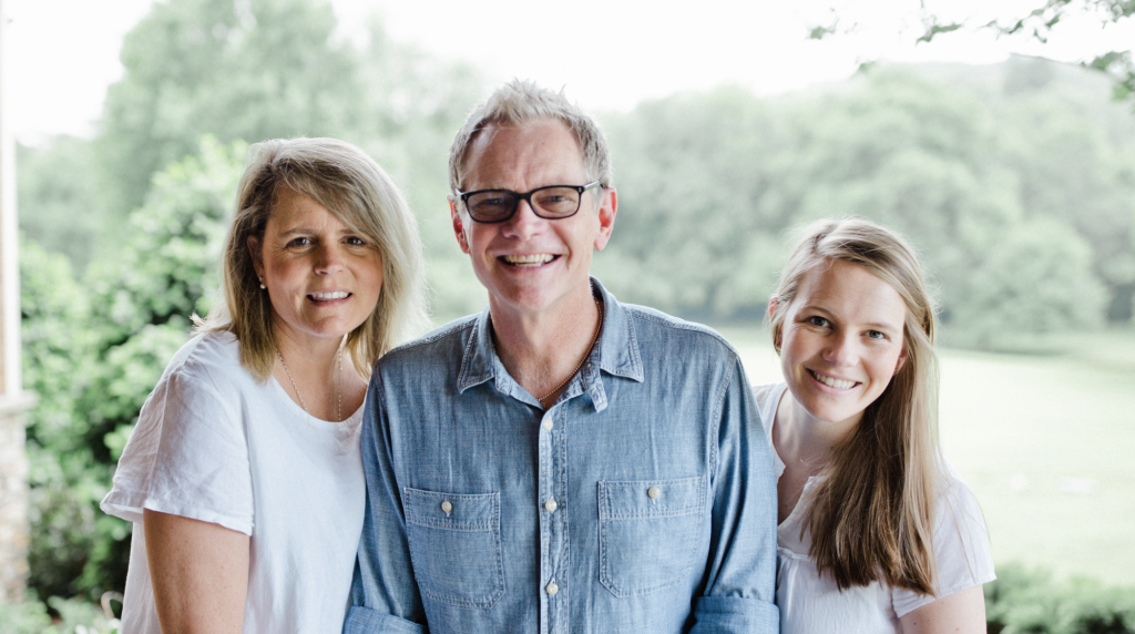 Emily Chapman Richards, daughter of Steven Curtis Chapman and Mary Beth Chapman also joined the Jesus Calling podcast to talk about how her dad was always so intentionally present when she and her siblings were growing up.