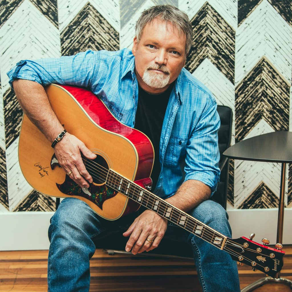 John Berry recently joined the Jesus Calling podcast to discuss his journey to faith as he traveled the road of country music.