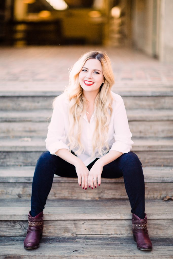 Madison Brown, daughter of Mark Miller (Sawyer Brown) recently joined Jesus Calling podcast to share about the importance of an intentional father