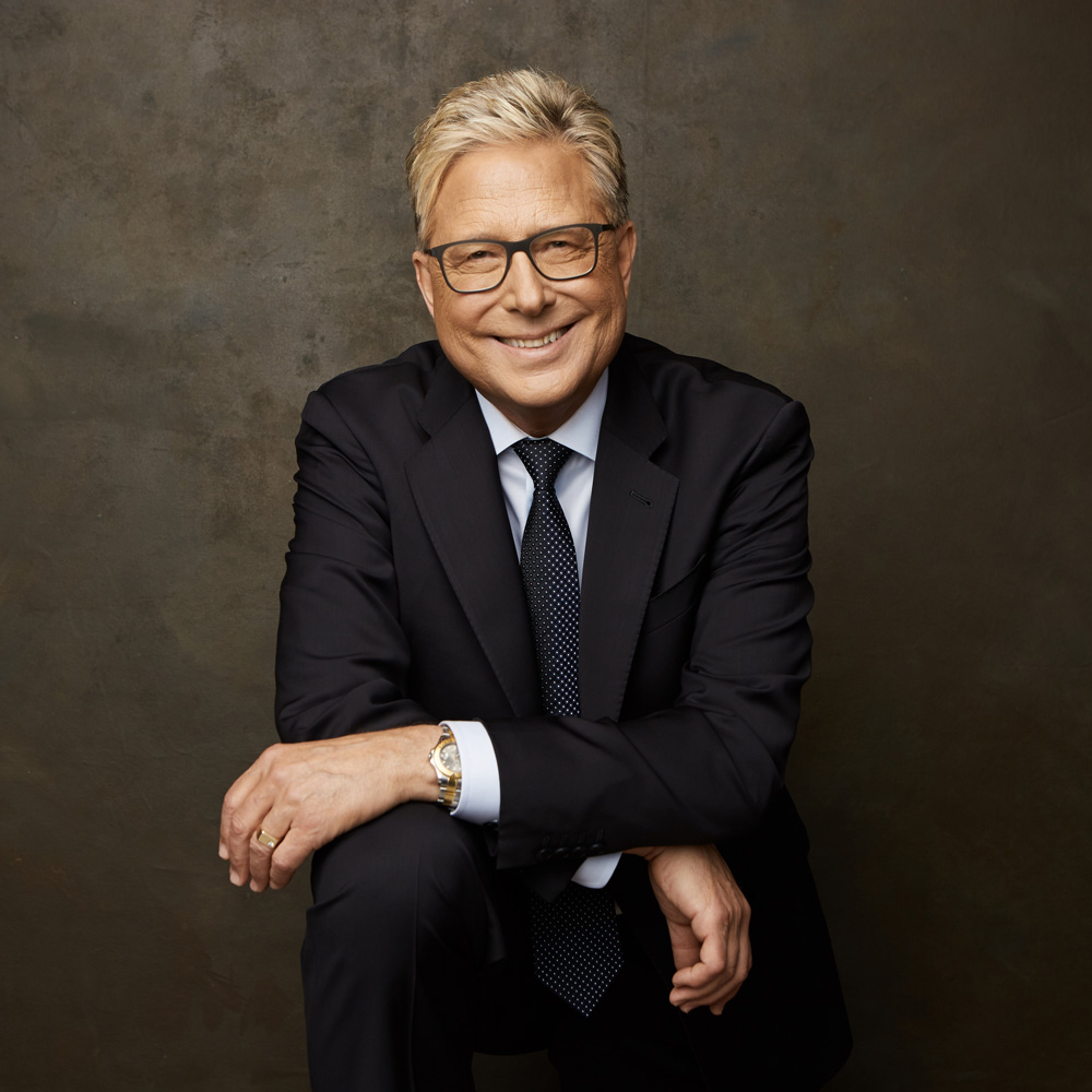 Legendary worship leader Don Moen recently joined the Jesus Calling podcast to share about his journey that was an unlikely road to his becoming a CCM artist and world-renowned worship leader