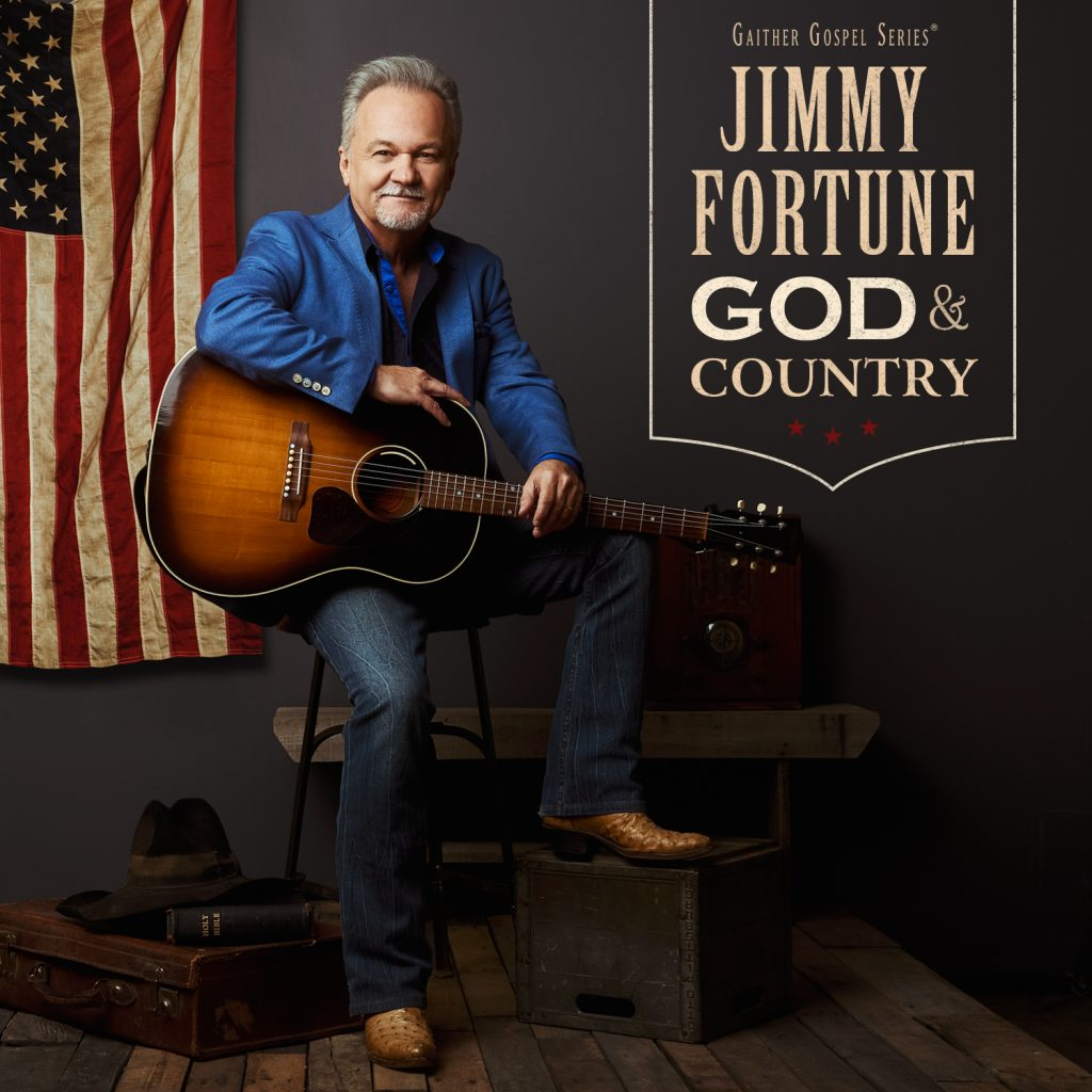 Jesus Calling podcast is thrilled to welcome country music legend Jimmy  Fortune to the show where Jimmy shares about his new God & Country music product coming from the Gaither Gospel Series.