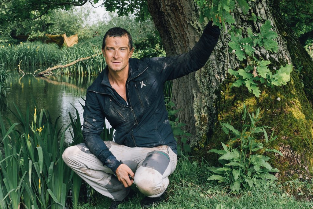 Jesus Calling podcast welcomes adventurer Bear Grylls, who remind us that even when challenges barrage our faith, we can choose to stay on the road and follow the path He laid for us.