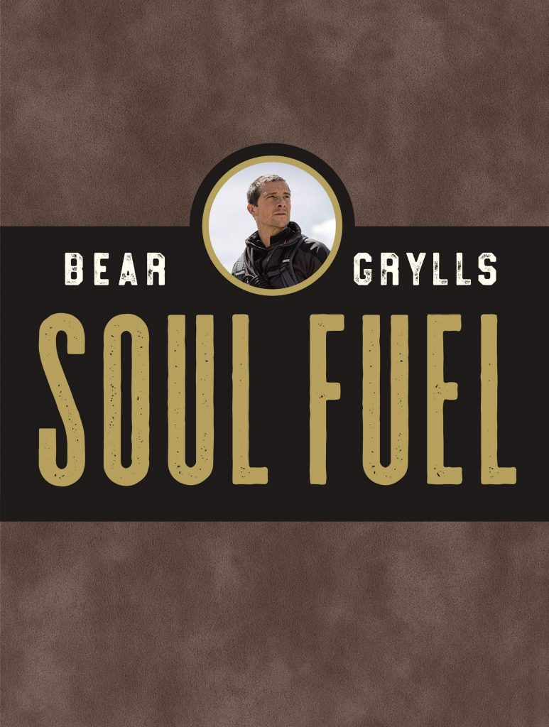 Adventurer and television show host, Bear Grylls joins the Jesus Calling podcast to discuss why he wrote his latest books, SOUL FUEL - a daily devotional
