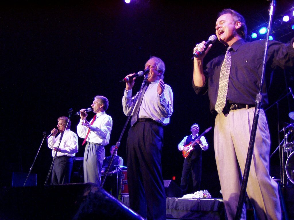 Jimmy Fortune recently joined the Jesus Calling podcast to discuss his memorable time with the legendary Statler Brothers.