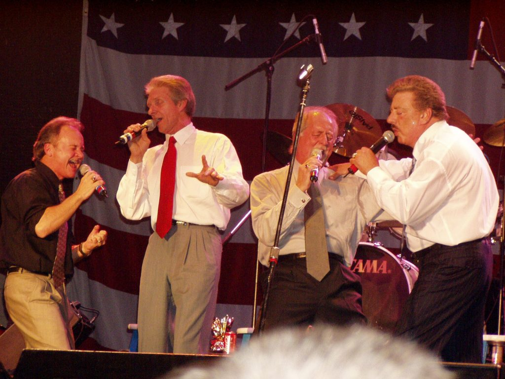 Jimmy Fortune & Statlers Brothers_last show as featured on the Jesus Calling podcast