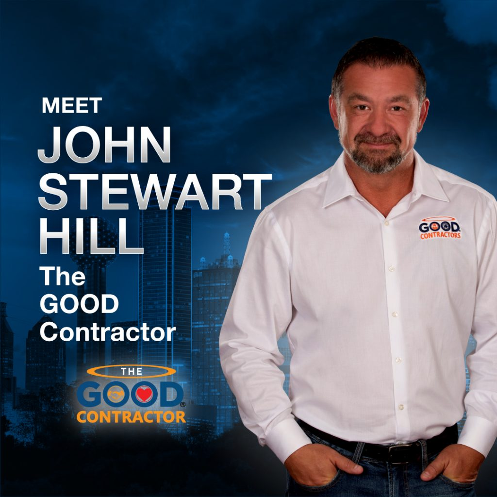 John Stewart Hill, founder of The Good Contractors List recently joined the Jesus Calling podcast