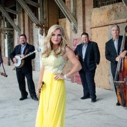 Rhonda Vincent and the Rage, Bluegrass & Country as featured on the Jesus Calling podcast