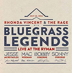 Rhonda Vincent shares details of her latest recorded project with the Jesus Calling podcast audience that is called Live at the Ryman with Bluegrass Legends (filmed and recorded live at the Ryman Auditorium.)