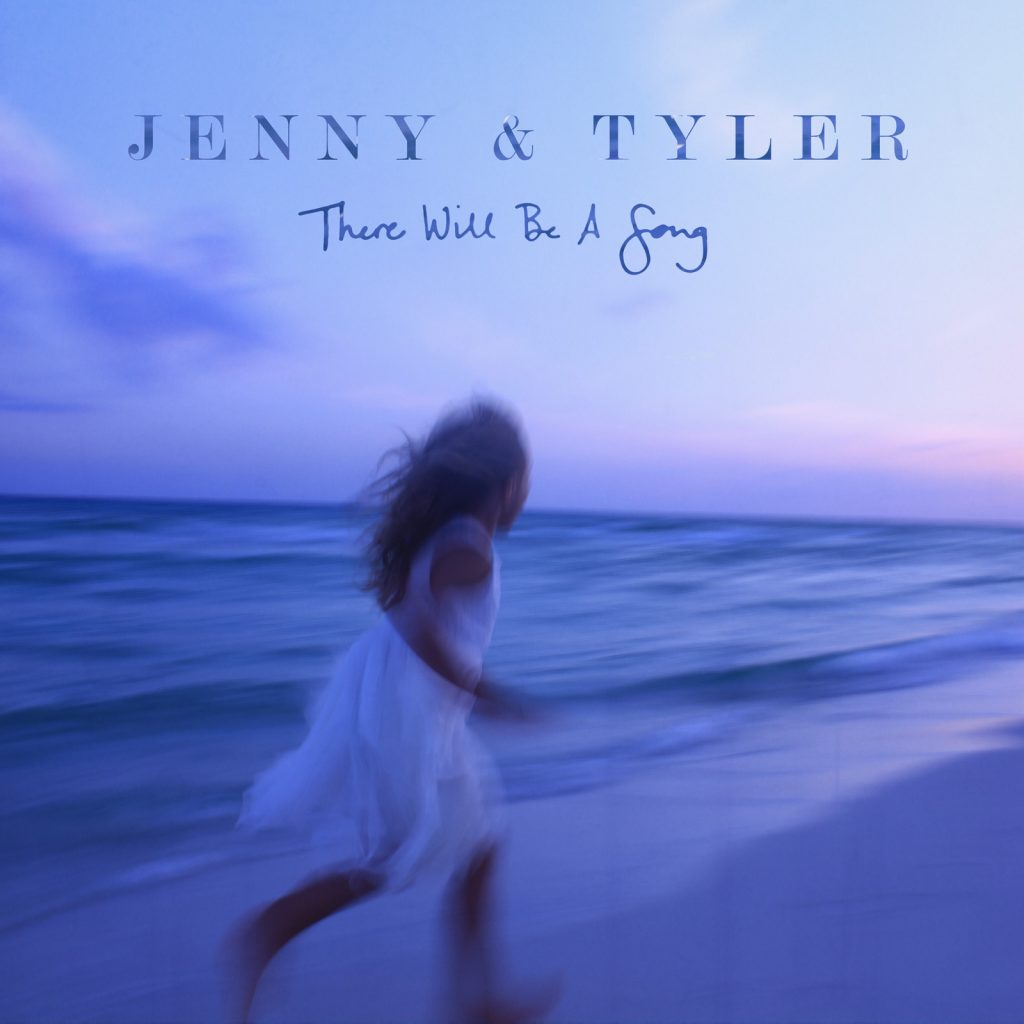 Featured on the Jesus Calling podcast: Jenny & Tyler - There Will Be A Song - Cover Art