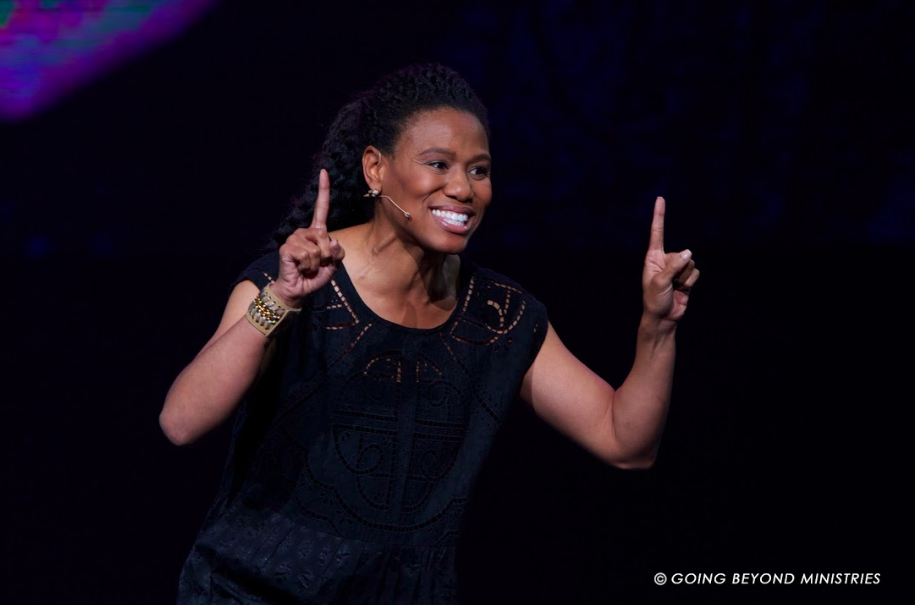 Priscilla Shirer, Going Beyond Ministries, as featured on the Jesus Calling podcast