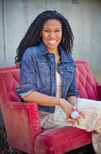 Priscilla Shirer as featured on the Jesus Calling podcast