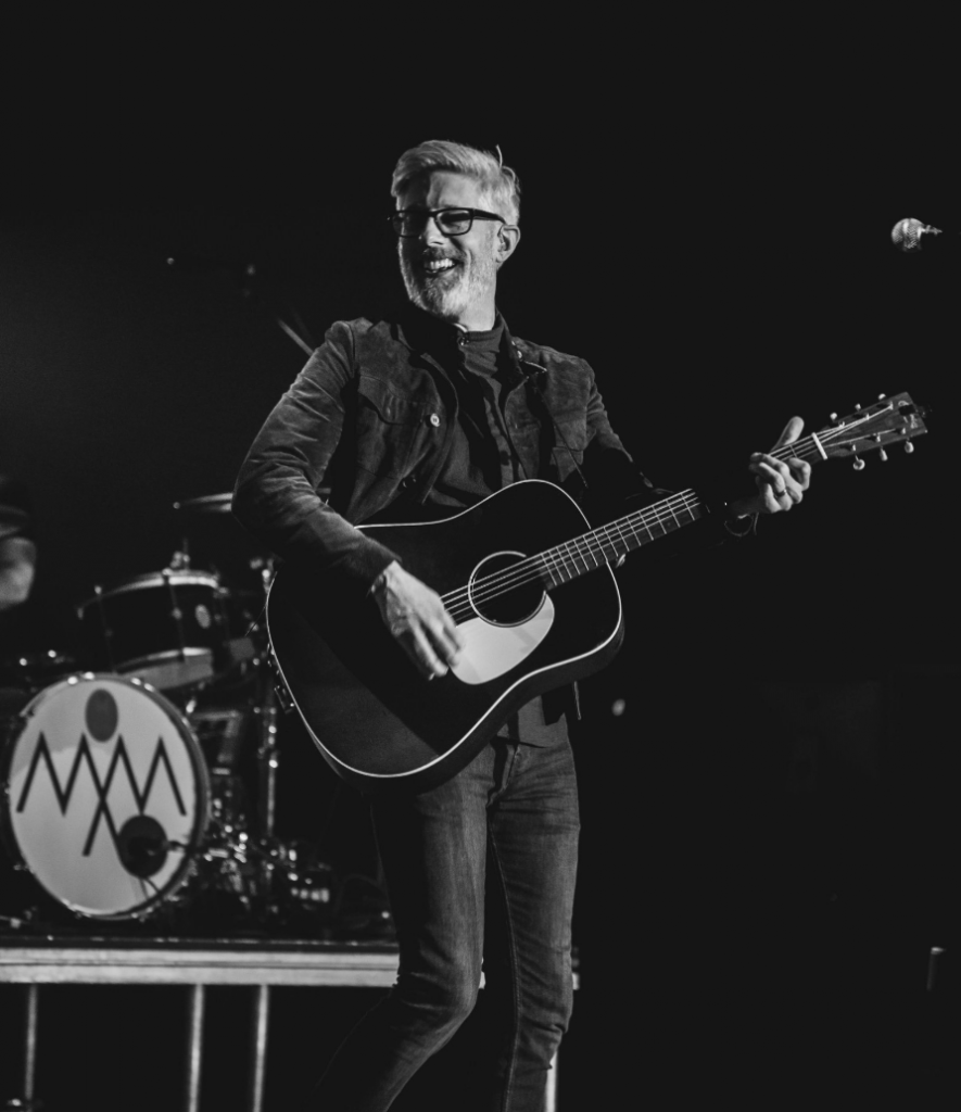 Musician Matt Maher recently joined the Jesus Calling podcast #165