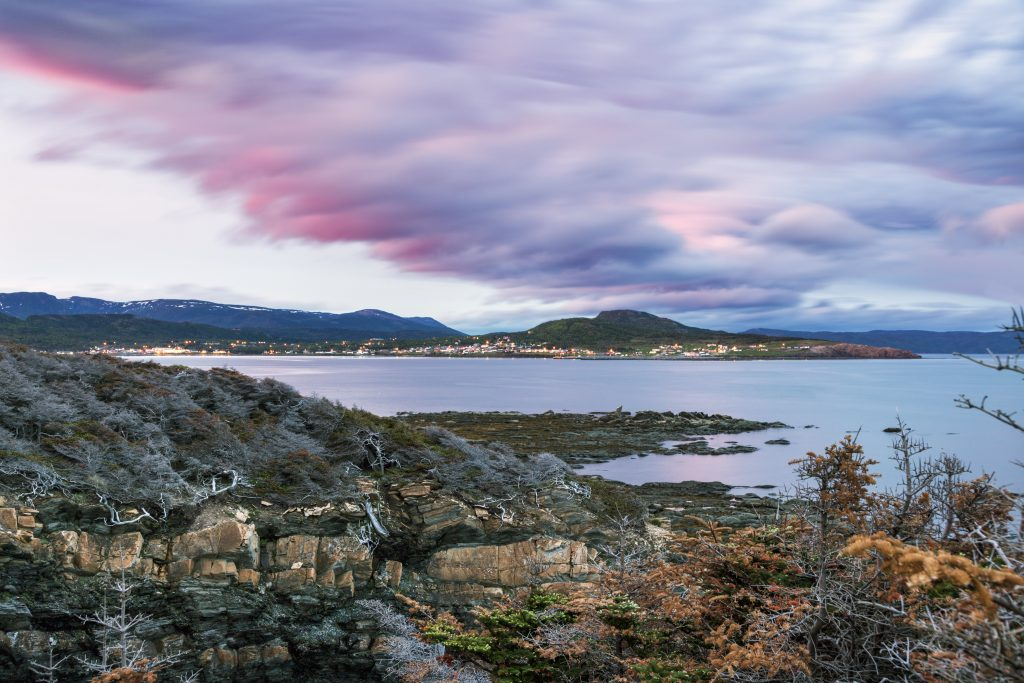 Jesus Calling podcast welcomes musician Matt Maher, who recently shared about his homeland, Newfoundland (Gros Morne National Park in Newfoundland. St. John's, Newfoundland and Labrador, Canada.)