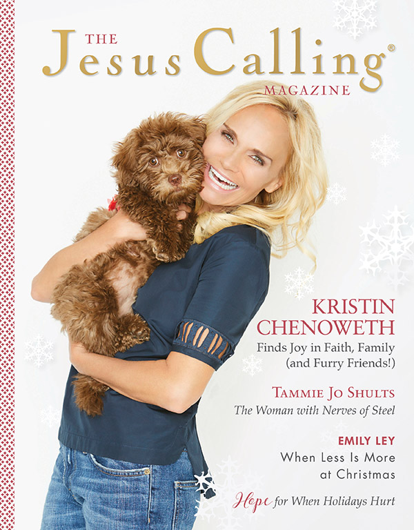 The Jesus Calling Magazine