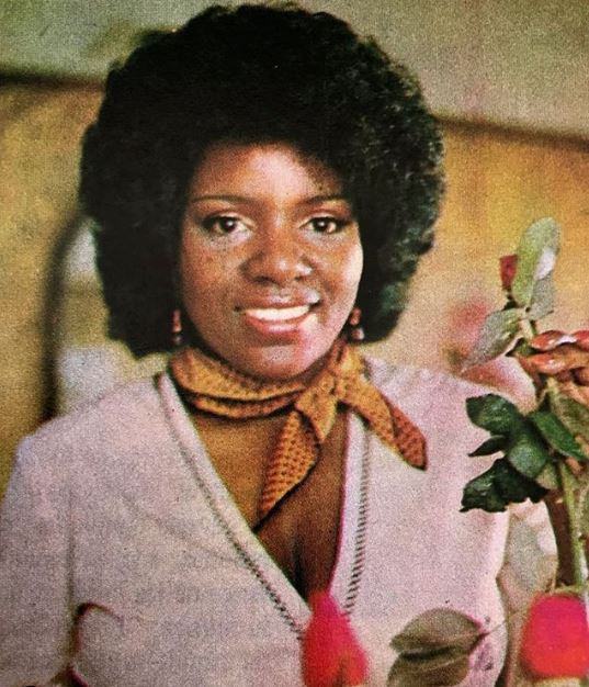 Vintage Gloria Gaynor (I WILL SURVIVE) artist as recently highlighted on the Jesus Calling podcast #166