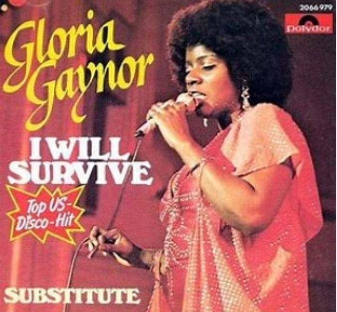 Gloria Gaynor I WILL SURVIE cover (Disco Hit) as highlighted on the Jesus Calling podcast episode #166