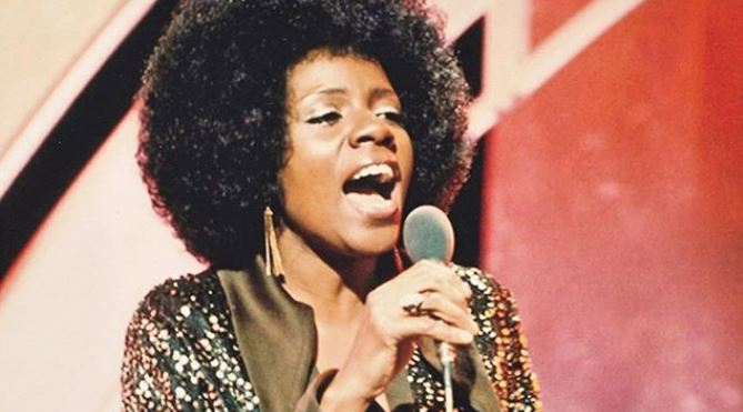Gloria Gaynor as featured on the Jesus Calling podcast #166 singing back in the day