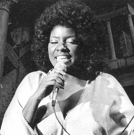 Soulful Gloria Gaynor as highlighted on the Jesus Calling podcast #166 episode