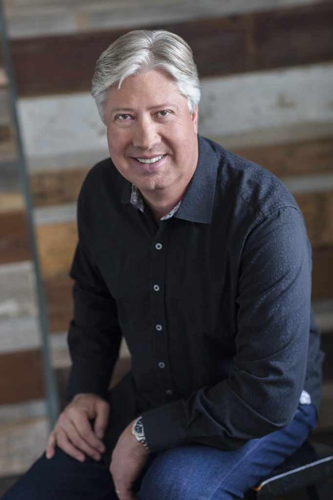 Pastor Robert Morris as featured on the Jesus Calling podcast