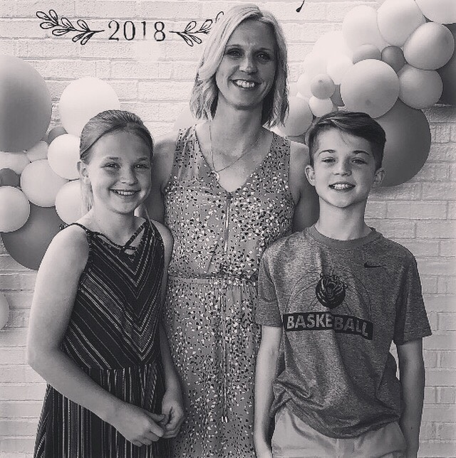 Author Jeff Huxford's family (as highlighted on Jesus Calling podcast #166)