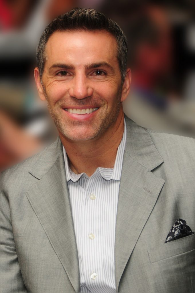 NFL Hall of Fame quarterback Kurt Warner as featured on the Jesus Calling podcast