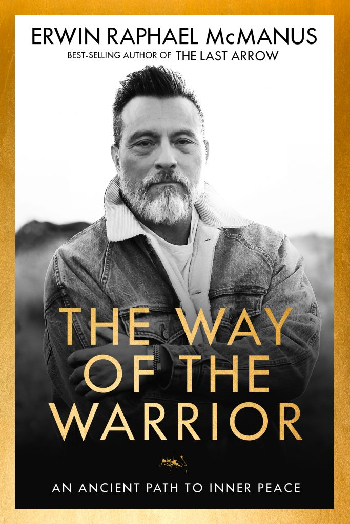 Jesus Calling podcast episode #164 features Erwin Raphael McManus, who shares about his latest book, The Way of the Warrior