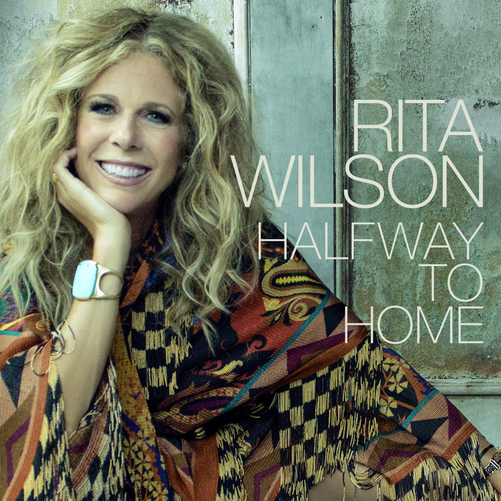 Jesus Calling podcast featuring Rita Wilson interview on her new album: Halfway to Home