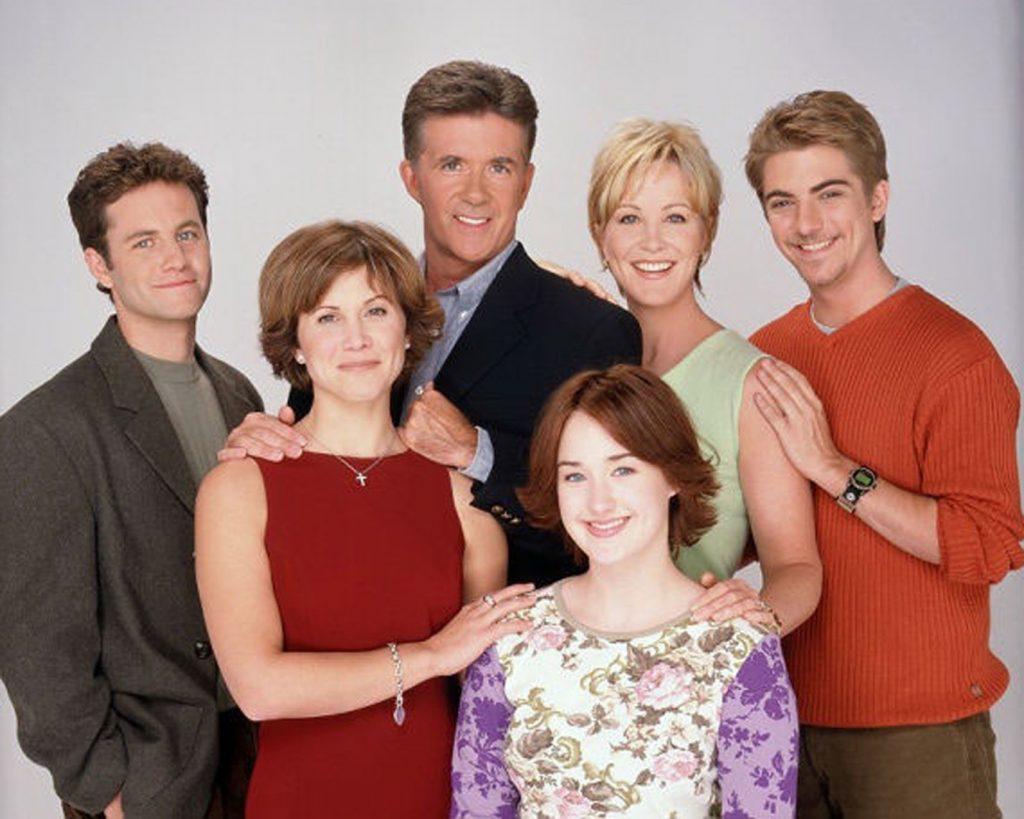 Jeremy Miller (little Ben Seaver) of Growing Pains fame & his cast photo of first Growing Pains reunion (Jesus Calling podcast #171)