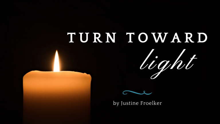 Justin Froelker guest blogger for Jesus Calling blog