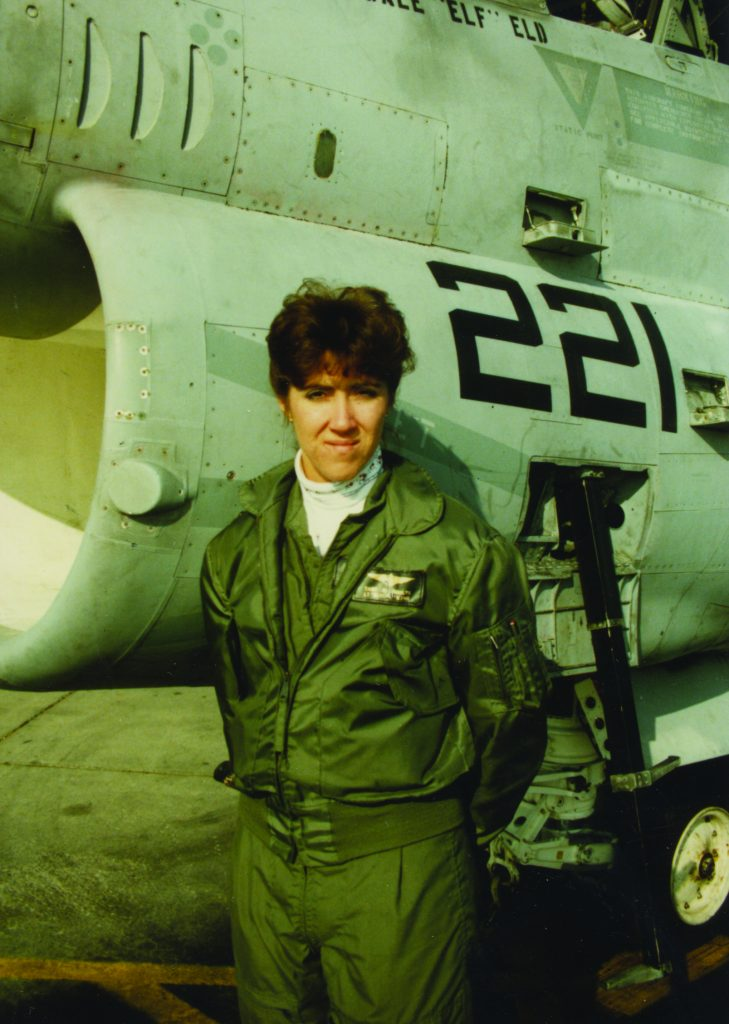 Young pilot Tammie Jo Shults as featured on the Jesus Calling podcast